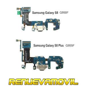 Flex USB Conector De Carga Tipo C y Microfono Para Samsung Galaxy S8 / S8 Plus