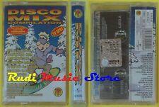 MC DISCO MIX COMPILATION eiffel 65 gigi d'agostino SIGILLATA cd lp dvd vhs