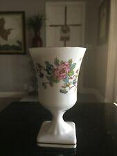 Aynsley Made in England Pottery Bone China Cottage Garden Vase