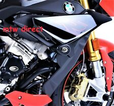 Black Aero Crash Protectors BMW S1000R 2017 R&G CP0420BL