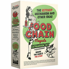 Food Chain Magnate: The Ketchup Mechanism & Other Ideas Expansion