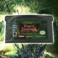 Pirates of the Caribbean: Dead Man's Chest [Game Boy Advance Disney Jack Sparrow