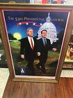 Blue Dog George Rodrigue 53rd Presidential Inaugural Silk Screened Bill Clinton