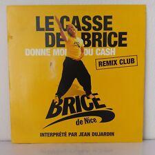 """Brice De Nice – Le Casse De Brice (Vinyl, 12"""", Maxi 33 Tours, Promo)"""