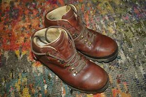 Brasher Hillmaster GTX Leather Goretex Boots Size UK 6.5
