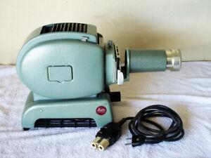 Ernst Leitz Prado Hektor 120mm f/2.8 German Slide Projector