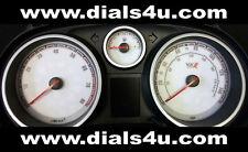 VAUXHALL CORSA D (2006-2014) - 140mph (Petrol or Diesel)  WHITE DIAL KIT