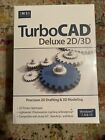 IMSI Design TurboCAD Deluxe Precision 2D Drafting & 3D Modeling For Windows