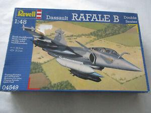 REVELL®  04549 1:48 Dassault RAFALE B Double Seater NEU OVP