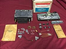 NOS 65 CHEVROLET IMPALA / BELAIR / WAGON AM RADIO KIT DELCO GM 986096