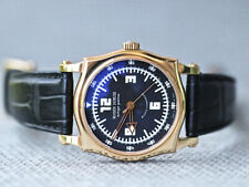 Roger Dubuis Sympathie S4357098 18K Rose Gold Black dial 43mm Auto watch box