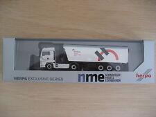 HO - NME - ref.503206 - MAN TGS LX Euro 6 con tolva de tres ejes Holcim