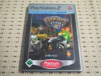 Ratchet & Clank 3 für Playstation 2 PS2 PS 2 *OVP* P