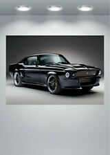 AB951 MUSCLE CAR CAR POSTER Photo Picture Poster Print Art A0 A1 A2 A3 A4