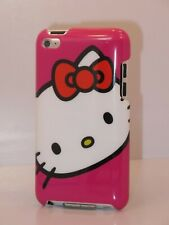 for iPod touch 4th 4g itouchhard case hello kitty pink cute