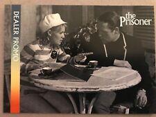 THE PRISONER: DEALER PROMO CARD: GGP2