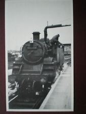 POSTCARD BR STANDARD CLASS 3 LOCO NO 82004 ABOUT TO LEAVE BRISTOL