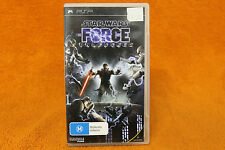 Star Wars the Force Unleashed PSP - FREE POST