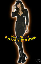 FANCY DRESS COSTUME # FEVER FBI FLIRT CSI MED 12-14