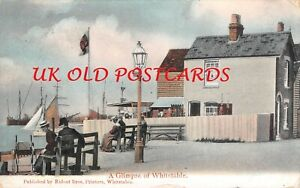 Kent - A Glimpse of WHITSTABLE, By Ridout Bros, used c 1908.