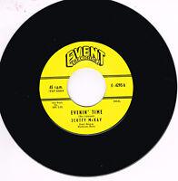 SCOTTY McKAY - EVENIN' TIME / ROLLIN' DYNAMITE (Stunning 50s Rockabilly 2-sider)