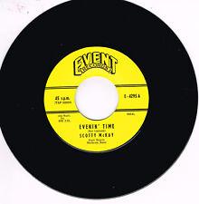 Scotty McKay-Evenin 'tiempo/Rollin' dinamita (impresionante 50s Rockabilly 2-Sider)