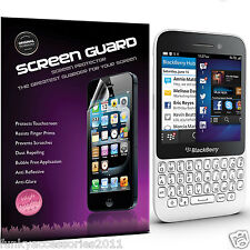 5 Pack High Quality Excellent Scratch Screen Protector for BlackBerry Q5