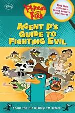 NEW - Phineas and Ferb: Agent P's Guide to Fighting Evil (Phineas & Ferb)