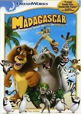 USED (GD) Madagascar (Full Screen Edition) (2005) (DVD)