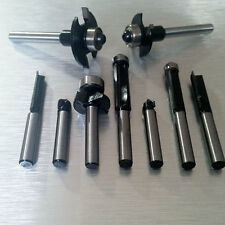MULTI TOOL  PACK INCLUDING 2MM & 3MM ROUTER BIT / SLOT CUTTERS  FOR T TRIM
