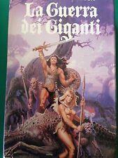 1989 STEPHEN R. DONALDSON - LA GUERRA DEI GIGANTI - CDE MONDADORI
