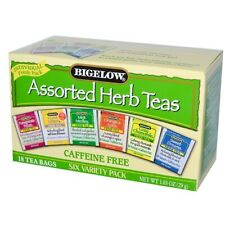 Bigelow Assorted Herbal Tea Variety Pack