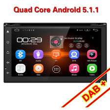 """7"""" GPS Navi Android4.4 Double 2DIN Car Stereo DVD Player WIFI 3G Bluetooth Radio"""