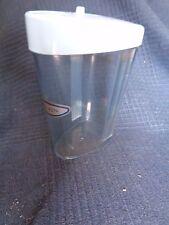 boite bleu sel fin en plastic vintage 500 grammes marque miflex