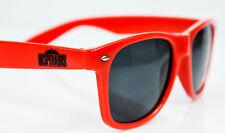 Desperados Bier, Sonnenbrille, UV 400 Kat.3, orange Ausführung