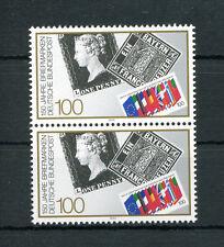 Bund 1479 ** - Paar - 150 Jahre Briefmarken
