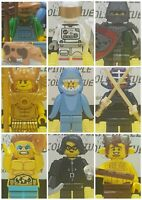 Lego Collectable Minifigures Series 15 choose your MINIFIG FREE POST NEW