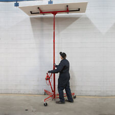 Drywall 11ft Lift Panel Hoist Plaster Board Sheet Dry Wall Lifter Construct Tool