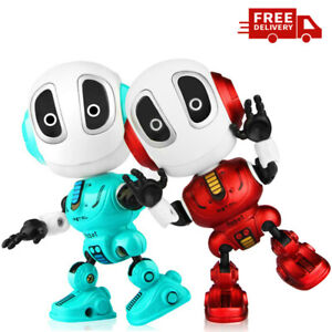 Smart Talking Robots Interactive Educational Toys Toddlers DIY Gift Boys Kids