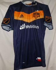 HOUSTON DYNAMO adizero MLS Soccer Jersey Kit Sz Medium New NWT
