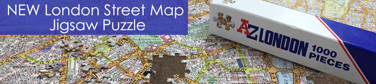 The Official A-Z Map Shop