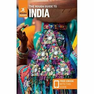 The Rough Guide to India - Paperback NEW Guides, Rough 12/07/2021