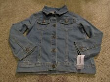Girls Sweaters Zip down Jackets Turtle Neck Size 6 Carters Cherokee Cardigan