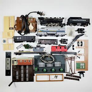Miscellaneous Lot Bundle Vintage Bachmann Tyco Trains Spare Parts Replace Pieces