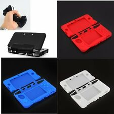 Silicone Gel Rubber Protective Shell Case Cover Skin for New Nintendo 3DS XL LL