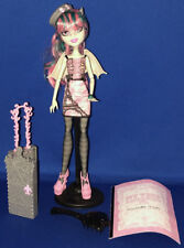 Monster High Doll Rochelle Goyle Scaris City of Frights Loose Complete Mattel