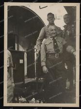 Foto-Stuttgart-Bahnhof-Personenzug-Eisenbahn-seltene-Uniform-30er Jahre-2