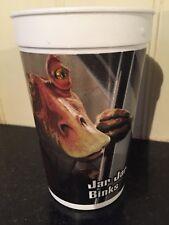 KFC Star Wars Episode 1 Drinks Cup Boss Jar Jar Banks