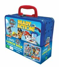 Paw Patrol Lunchbox: DVD | Paw Patrol Double Feature | Region 4 | New