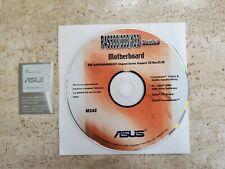 ASUS P4S533/333/133 series Motherboard ORIGINAL Drivers CD Asus Silver Sticker